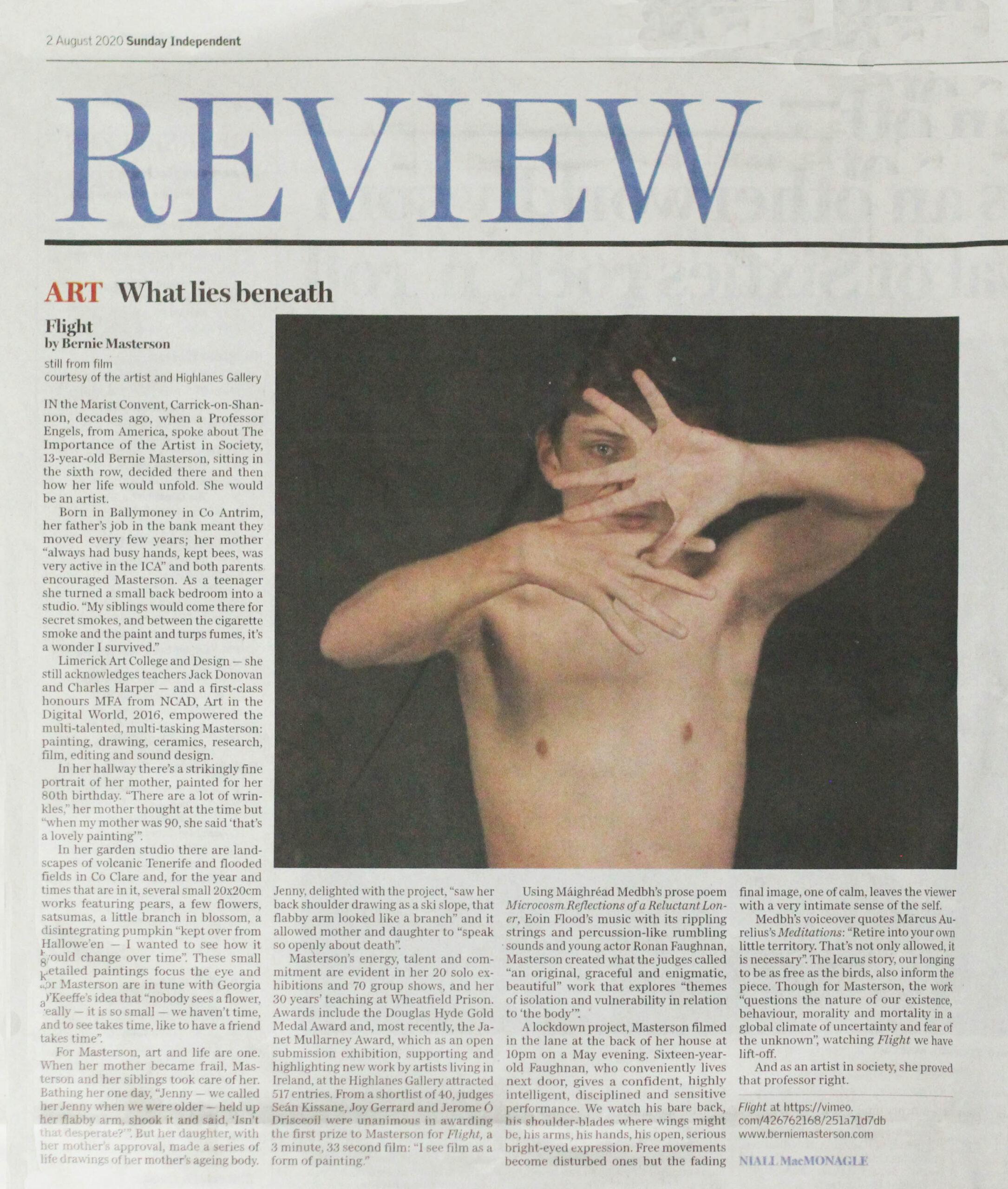 Sunday Indo Review_Publications